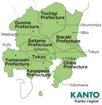 Province de Kanto
