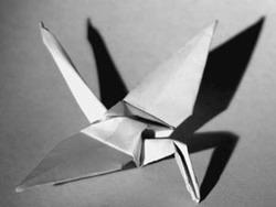Un origami simple