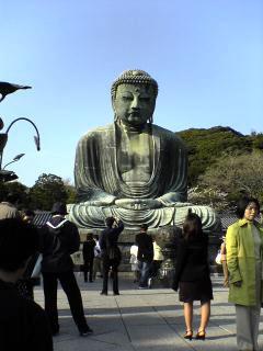 Statue géante de Bouddha
