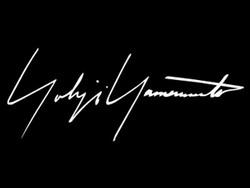 Signature de Yohji Yamamoto