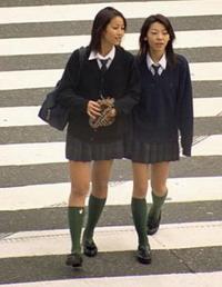 2 jeunes japonaises