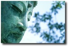Statue bouddhiste